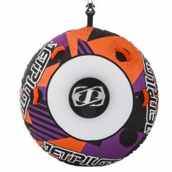Bouée à tracter JETPILOT Vortex Tube Orange / Purple 1P