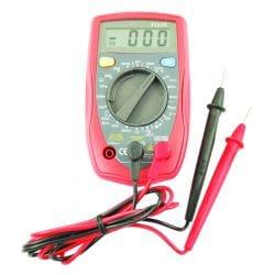 Multimètre testeur digital de 0 à 500V