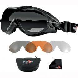 Masque BOBSTER pour lunette de vue