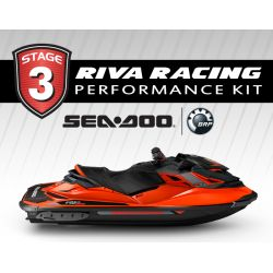 Beautiful Kit RIVA Stage 3 For Seadoo RXP   X 300