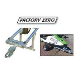 Attache chariot Factory Pipe pour Quad
