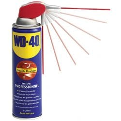 WD40 Spray Double Position 500ml