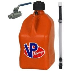 Bidon Carré Orange VP racing 20L