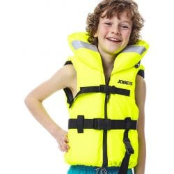 Gilet de sauvetage enfant JOBE 100N Nylon jaune