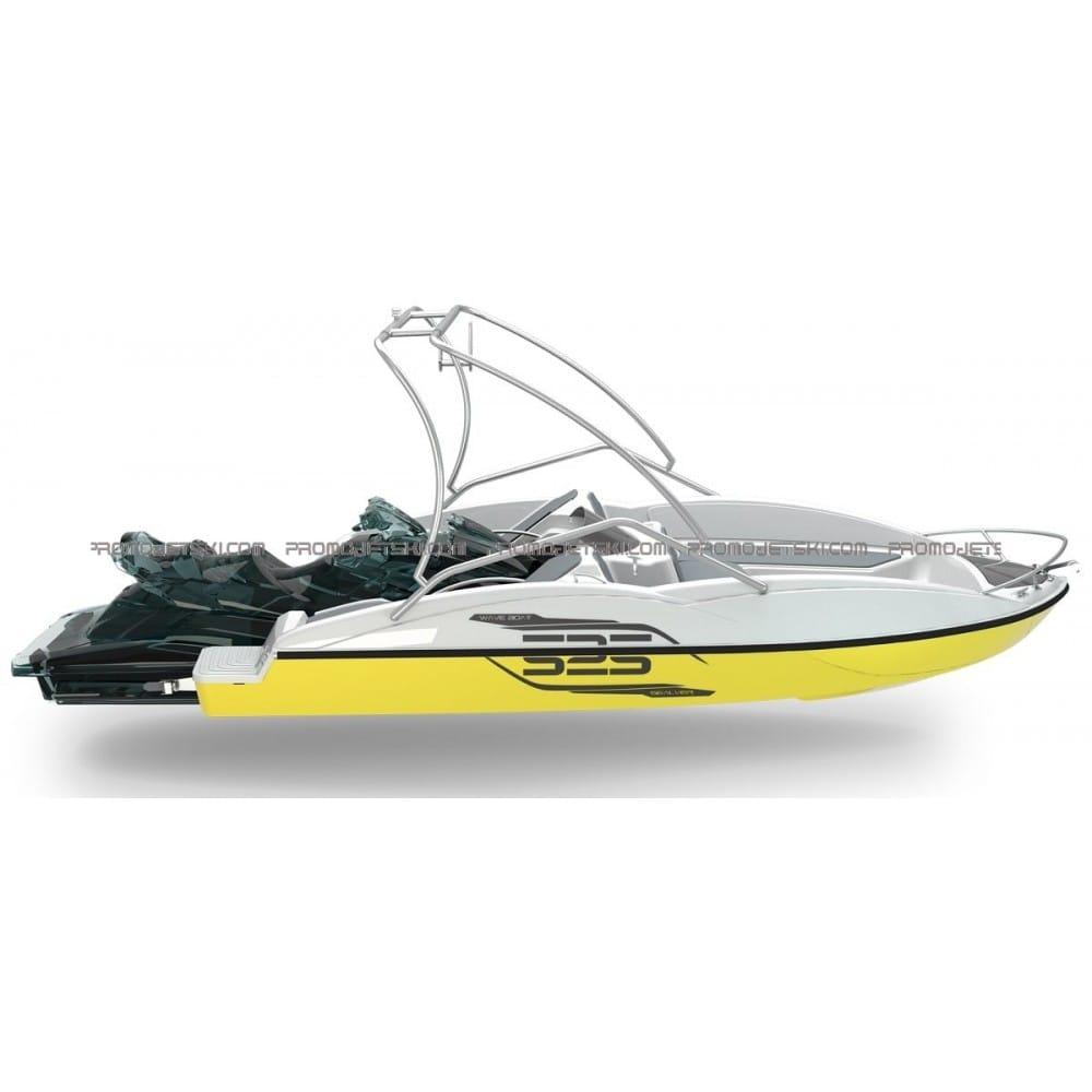 wave boat 525 sealver wake promo jetski. Black Bedroom Furniture Sets. Home Design Ideas