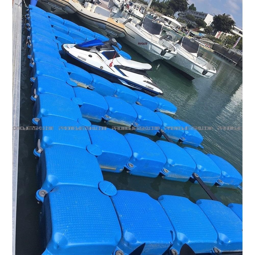 dock flottant pour 1 jet ski promo jetski. Black Bedroom Furniture Sets. Home Design Ideas