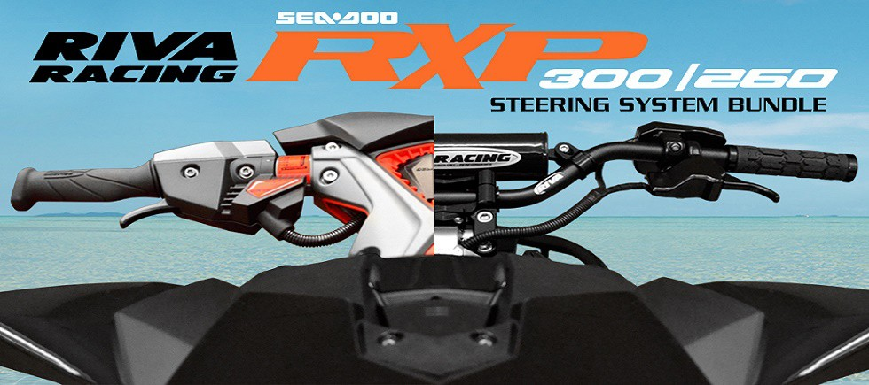 Riva Racing pour Seadoo RXP 260 et 300