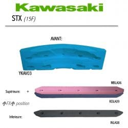 Kit de Compatibilité pour Kawasaki 15F
