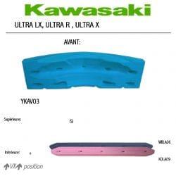 Kit de Compatibilité pour Kawasaki Ultra