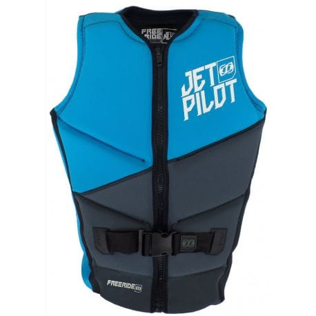Gilet de sauvetage JETPILOT 50N Néoprene Freeride Black / Blue