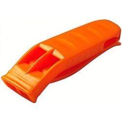 Jet ski safety whistle