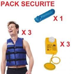 Pack securite 50N pour jet-ski (équipement obligatoire)