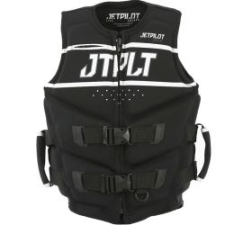 Gilet JETPILOT Néoprene Matrix Race Black / White
