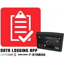 Application Enregistrement Données MAPTUNERX
