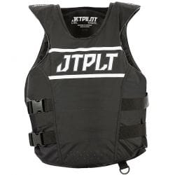 Gilet JETPILOT Matrix Race Nylon Black / White