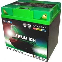 Batterie Lithium 5 fois plus légère