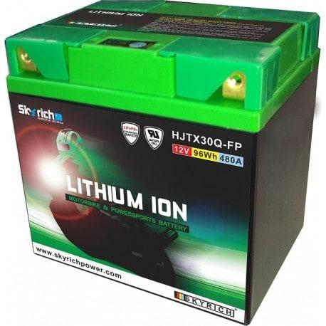 Batterie Lithium 5 fois plus légère 30CLB