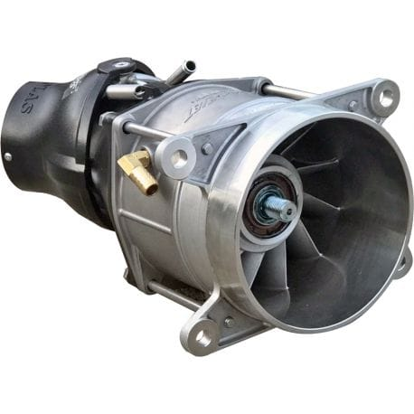 Turbine complète SOLAS pour SXR 1500