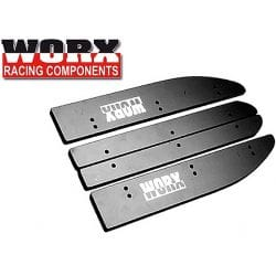 Kit Sponson Racing WORX pour Ultra 130 / 150