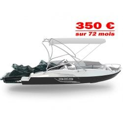 Wave Boat 525 Wake Cruiser