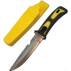 Couteau de plongée Security 11,5cm (4,5'')