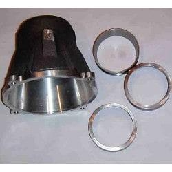 Contre Flux (Venturi Nozzle) avec bague interchangeable