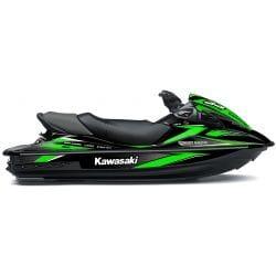 Kit Déco RACE pour 15F Vert