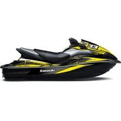 Kit Déco RACE pour Ultra Jaune