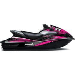 Kit Déco RACE pour Ultra Rose