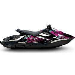 Kit Déco RACE pour Spark Rose