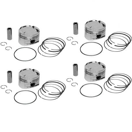Kit 4 pistons CP pistons 86,5mm (8.5:1)
