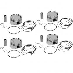 Kit 4 pistons CP pistons 86.25mm (9.5:1)