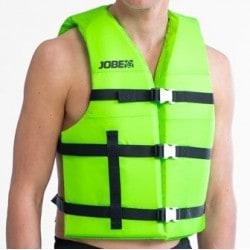Gilet JOBE Nylon Universal Vest Lime Green