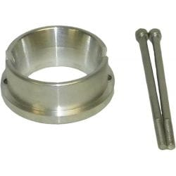 Adaptateur pour carburateur Keihin 38/40/42 mm