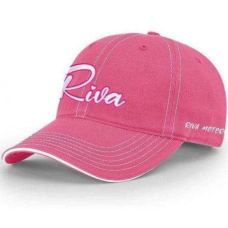 Casquette RIVA Racing - Rose