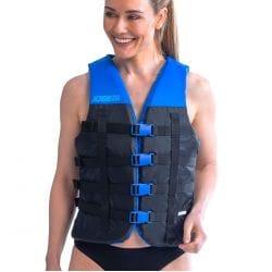 Gilet de sauvetage JOBE Nylon Dual Vest Bleu