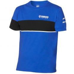 T-shirt Yamaha Paddock Bleu pour homme