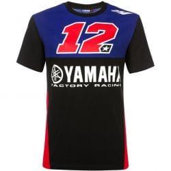 T-Shirt Yamaha Viñales pour homme
