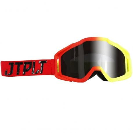 Masque flottantes JETPILOT Matrix Race Rouge