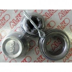 Kit bearing conical 750 Kg NF Alko