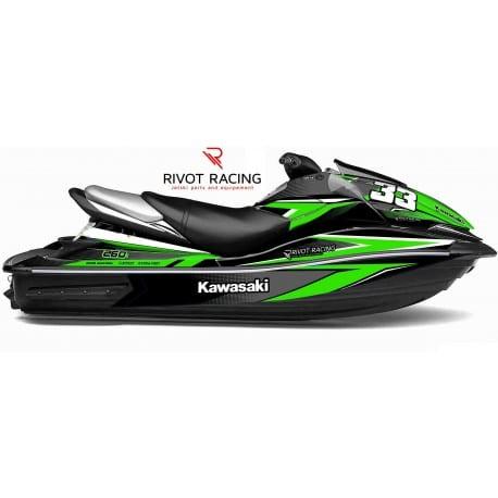 Kit Déco Sport pour Ultra 160/250/260 Vert