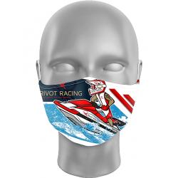 Masque Barrière RIVOT Racing Mascotte