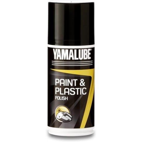 Polish Yamaha pour plastique peint
