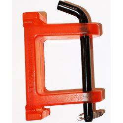 Kit de fixation pour jet à bras sur remorque