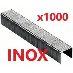 Agrafes INOX