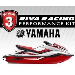 Kit Riva stage 3 pour Yamaha FX SVHO 2019
