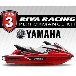 Kit Riva stage 3 pour Yamaha FX SVHO 2018