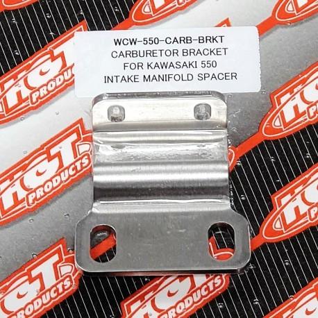 Support carbu. pour entretoise de JS550