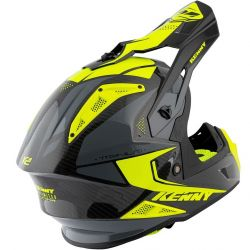 Casque Titanium CARBONE Graphic KENNY