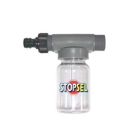 Auto-melangeur stopsel